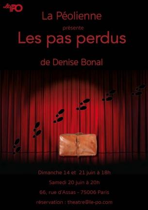 Le Po Ecole De Theatre Paris 6
